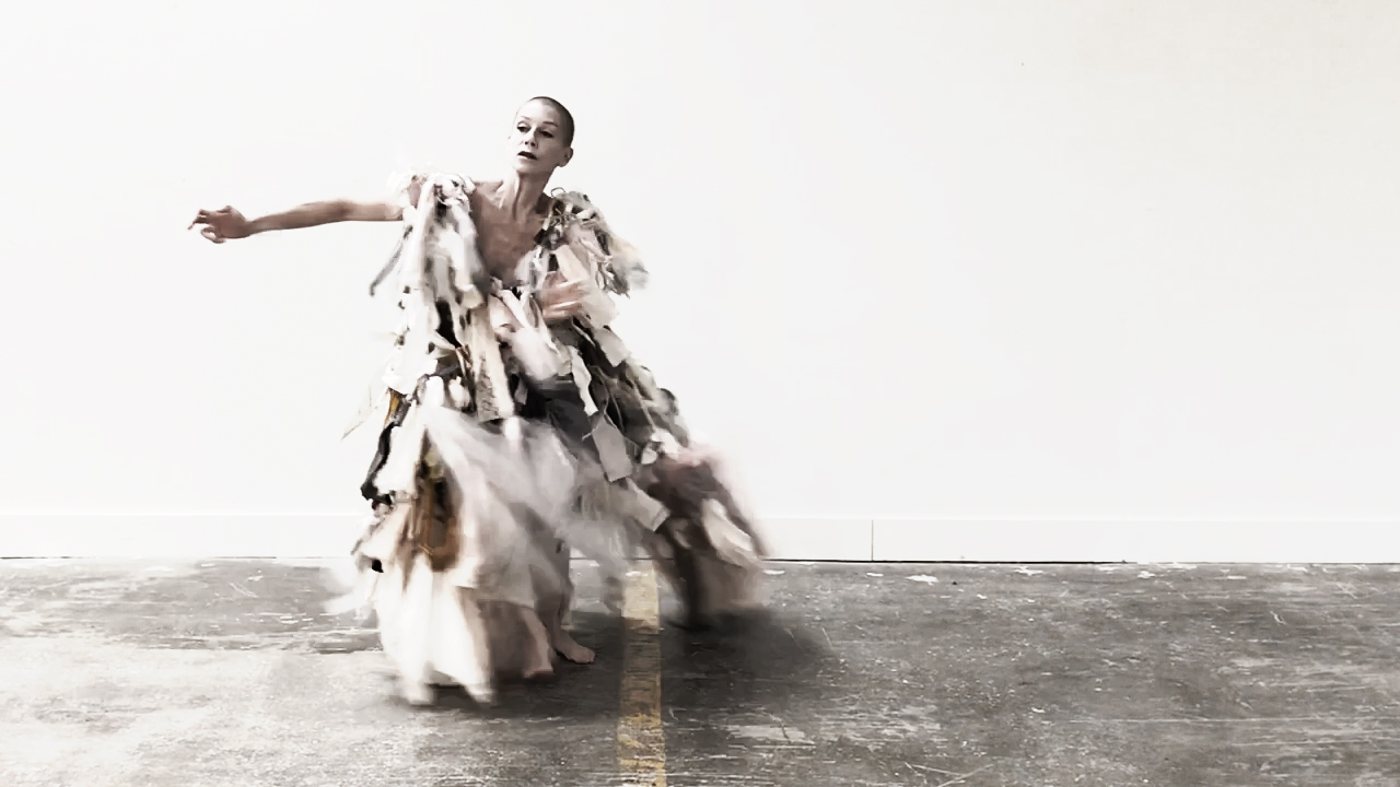 Constance Humphries butoh