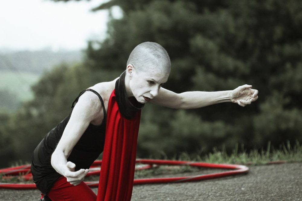 I Freak Faster - Constance Humphries - Butoh Dance